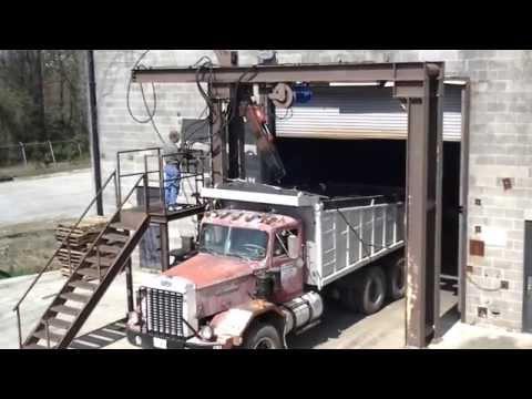 Asphalt Truck Sampling Device-1