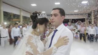 Свадьба Магомедрасула и Садины.