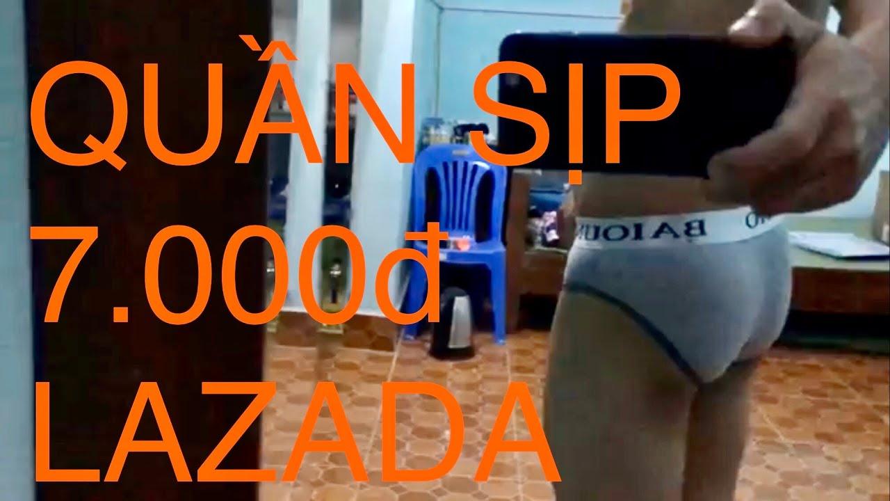 Mua quần lót nam giá 7.000₫ trên Lazada và cái kết :)))
