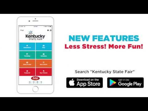 Download Our App - The Kentucky State Fair on kentucky derby park map, kentucky state fair events, kentucky state fair games, kentucky state fair food,