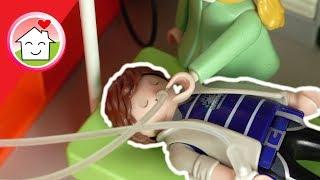 Playmobil Film deutsch - Papa hat Bauchschmerzen - Zöliakie - Kinderfilme von Familie Hauser