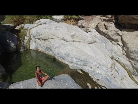 Cañón De Guadalupe: Hot Hot Hot Springs In Baja California Norte (4k)