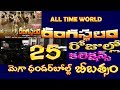 Rangasthalam 25 days box office collections │ Rangasthalam 25 days collections