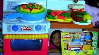 Play-Doh Meal Makin Kitchen Playset Make Play-Doh Foods Creations(Hi! Here is Play-Doh Meal Makin Kitchen Playset by Hasbro - Make Play-Doh Foods Serve up fun with Play-Doh foods made your way! The Meal Makin' Kitchen ..., 2014-10-27T14:58:09.000Z)
