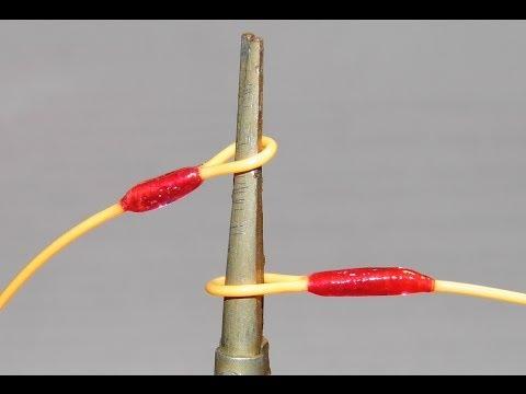 шнур для нахлыста петля