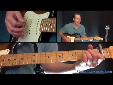 Free Fallin' Guitar Lesson - Tom Petty