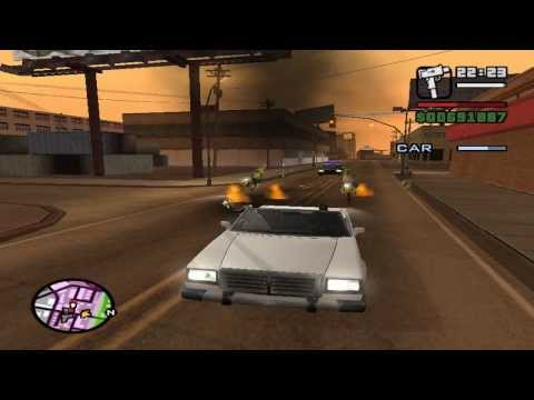 GTA San Andreas | Mission #89 ''End Of The Line'' (PC)