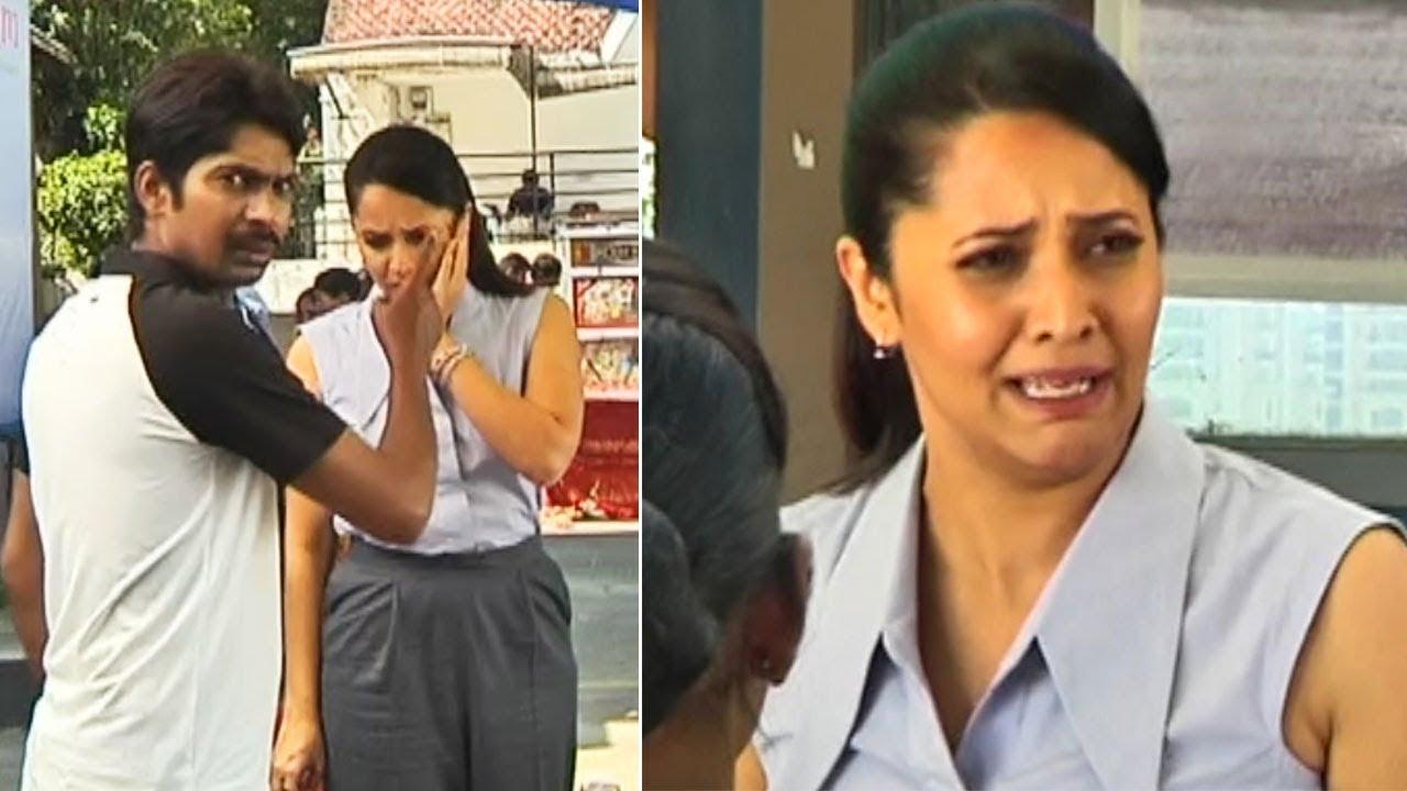 Download Anasuya's Kathanam Movie Making Video   Dhanraj   Manastars