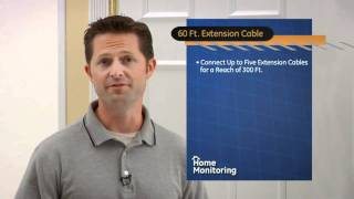 GE Home Monitoring - 60 ft. Extension Cable