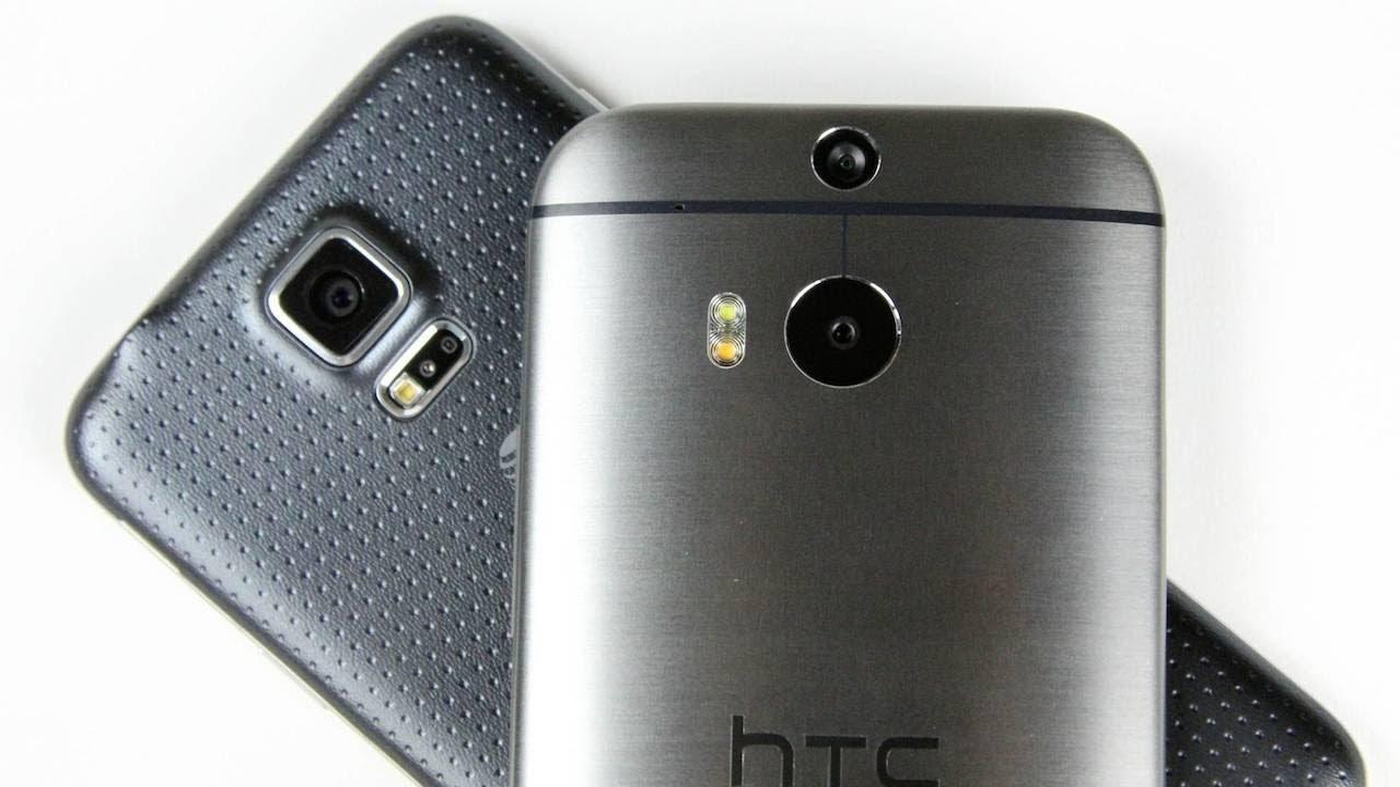 HTC One (M8) vs. Samsung Galaxy S5 - YouTubeHtc One Max Vs Galaxy S5