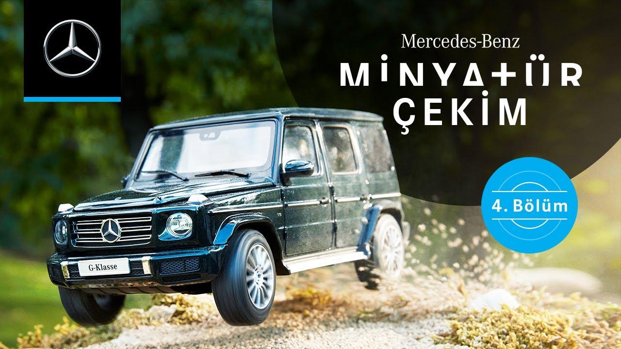 Minyatür Çekim 4. Bölüm: Mercedes-Benz G-Serisi