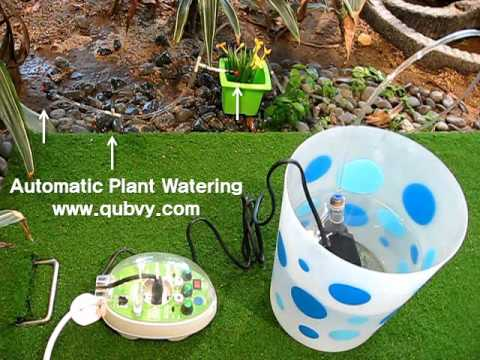 automatic plant watering system The plant waterer that really works automatic plant watering device, that waters houseplants while you're away plantastic keeps your plants healthy for.