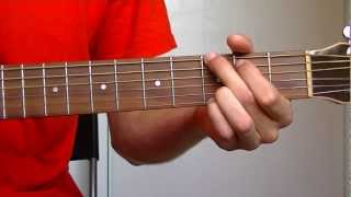 Cours de Guitare : Talkin bout a revolution (Tracy Chapman)