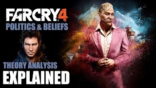 Far Cry 4 - Explained & Theory