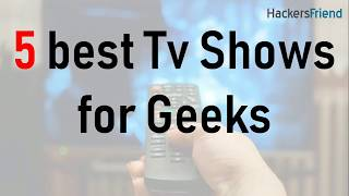 5 best tv shows programmers must watch