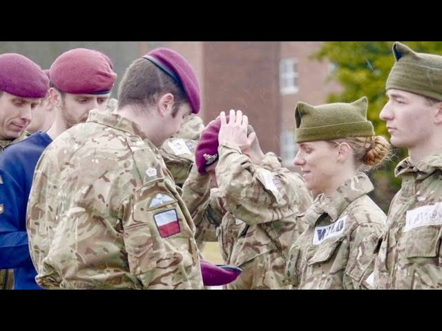 First Woman To Pass Brutal 'P Company' Para Course