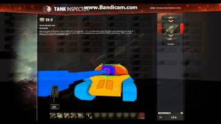 World of Tanks - IS3 Autoloader - Stronk French?