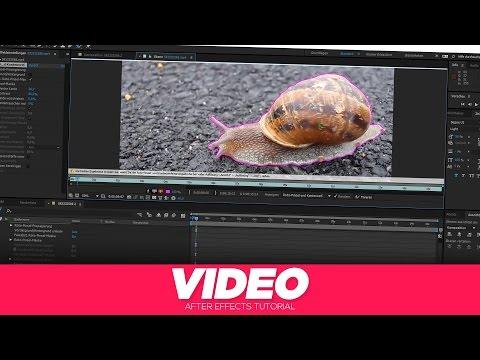VIDEOS FREISTELLEN | AFTER EFFECTS | KBDESIGNZ