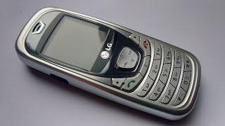 LG B2050 - DZWONKI / RINGTONES - Komórkowe zabytki #80