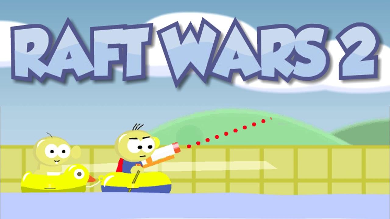 Main Theme - Raft Wars 2