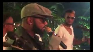 Ferre gola vs Fally Ipupa Vs Jb Mpiana - Concert Live Fare fare kinshasa 2015