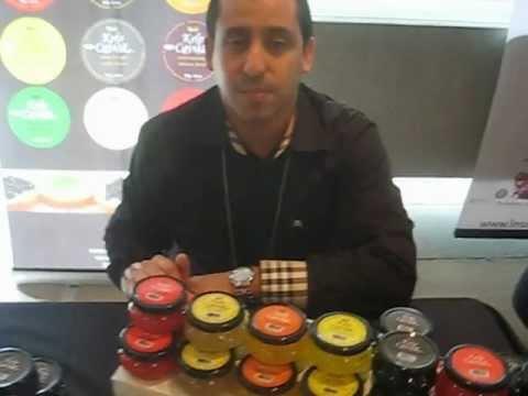 Kelp Caviar @  Rendez-vous Gourmet Québec 2012