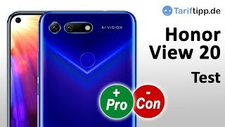 Honor View 20 | Test deutsch