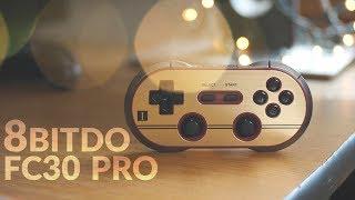Best Retro Controller - 8bitdo FC30 Pro + Nintendo Switch
