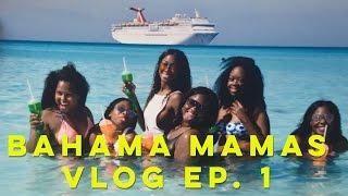 Bahama Mamas Pt. 1 || Carnival Elation (2016) | VLOG Ep. 1