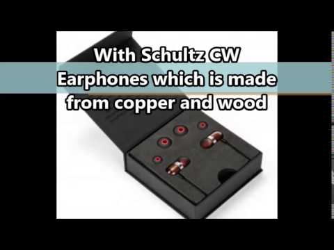 Product Review  Schultz CW Earphones