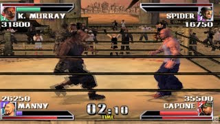 Def Jam Vendetta PS2 Gameplay HD