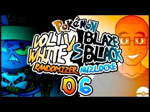 BACK TO SQUARE ONE! | Pokemon Blaze Black & Volt White Randomized Nuzlocke VS w/ JayYTgamer - #06
