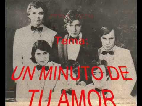 Los Galos-Un minuto de tu amor-1970
