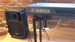 노래방기계,펄드럼,앰프,콩가,밴드악기 설치