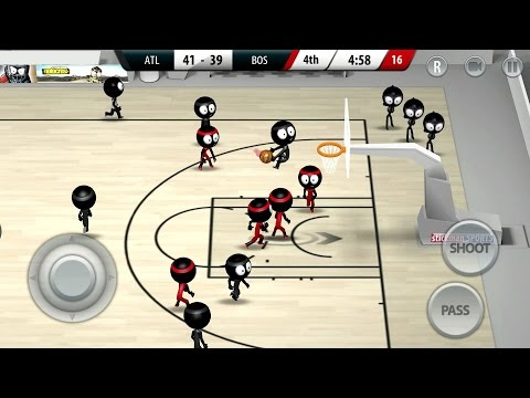 Stickman Basketball 2017 Android Gameplay