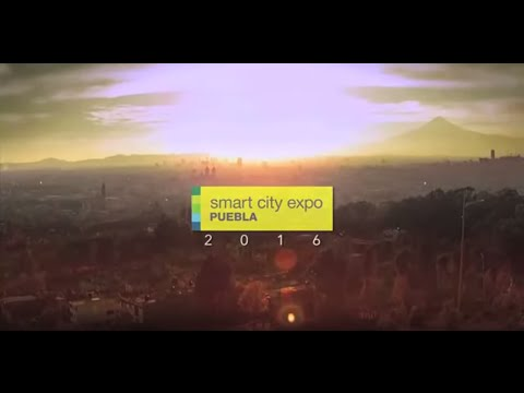 Smart City Expo Puebla 2016