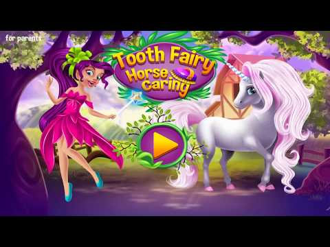 Game for kids - Fun Pony Care Kids Game   Tooth Fairy Horse Farm   Care & Dress Up - 14