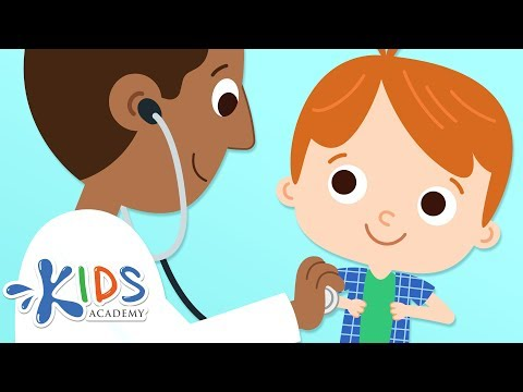Doctor Checkup for Kids Types of Doctors Social Studies | Kids Academy