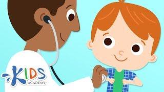 Doctor Checkup for Kids - Types of Doctors - Social Studies   Kids Academy