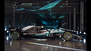 Mercedes launch 2018 F1 car but Toto Wolff slams halo: