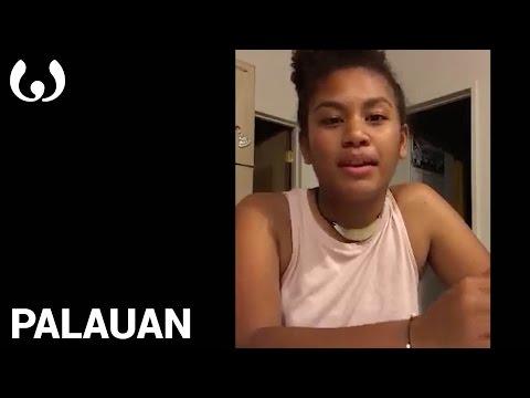 WIKITONGUES: Oluchel speaking Palauan
