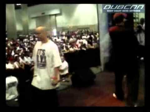 Omar Cruz @ Envy Expo (July 2006) With The Game, DJ Skee & More