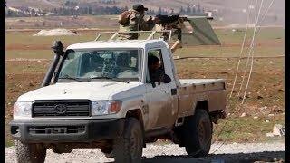 Լիբանանյան բանակը լռեցնում է ԻԼԻՊ-ի կրակակետերը
