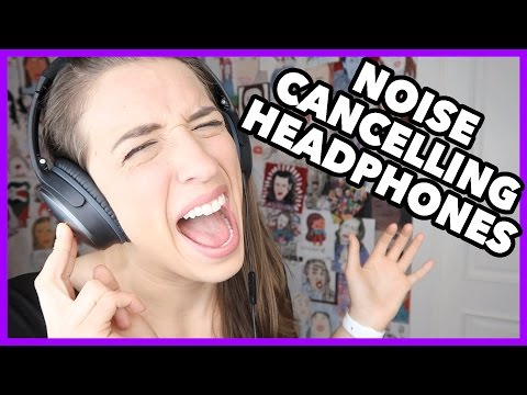 Thumbnail: Singing With Noise Cancelling Headphones!
