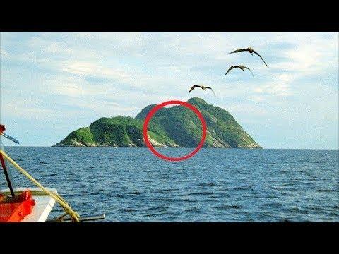 Bu Adada İnsanları Korkutan Birşey Var, Ne Olduğuna İnanmazsın