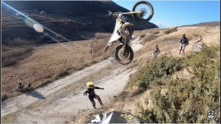 Best Enduro Fails Compilation