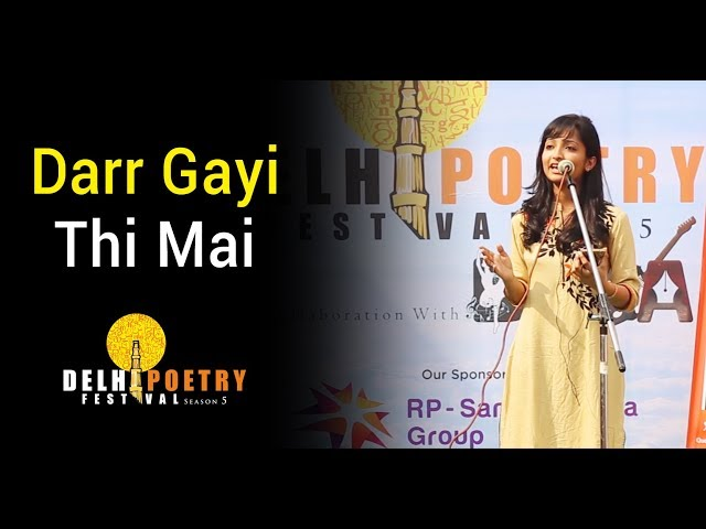 Emotional Poem in Hindi by Vishakha | Hindi Poetry on Molestation  at Nojoto Open Mic IIT Delhi