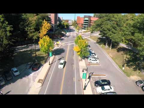 Fitchburg State University - Aerial Shoot