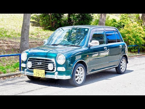 2003 Daihatsu Mira Gino Minilite Special 4WD (Canada Import) Japan Auction Purchase Review