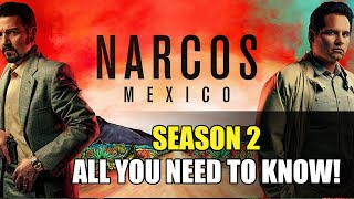 'narcos: Mexico' Season 2 Will See A New Rival Challenge After Kiki's Murder | Meaww